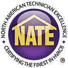 Nate Certified Badge